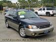 2000 Subaru Outback AWD Wagon Blue