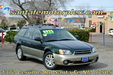 2000 Subaru Outback Wagon AWD Green