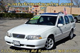 2000 Volvo V70 White Wagon