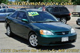 2001 Honda Civic EX Automatic