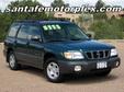 1999 Subaru Forester L Wagon AWD