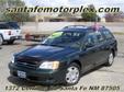 2001 Subaru Legacy All Wheel Drive