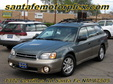 2001 Subaru Outback AWD Wagon Green