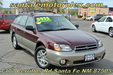 2001 Subaru Outback Wagon 5-Speed