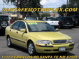 2001 Volvo S40 Turbo Yellow