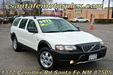 2001 Volvo XC70 Cross Country White