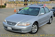 2002 Honda Accord EX Sedan Silver