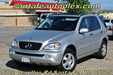 2002 Mercedes Benz ML320 AWD