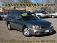 2002 Subaru AWD Wagon Outback