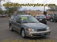 2002 Subaru Outback AWD Wagon
