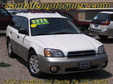 2002 Subaru Outback AWD Wagon 5-Speed