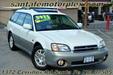 2002 Subaru Outback LL Bean Pearl White