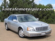 2003 Cadillac  Deville Silver