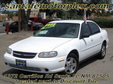 2003 Chevy Malibu White