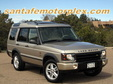 2003 Land Rover Discovery SE7 Champagne