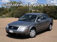 2003 Volkswagon Passat Sedan 1.8 Turbo