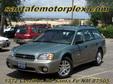 2004 Subaru AWD Outback Wagon