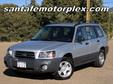 2004 Subaru Forester 2.5X Automatic