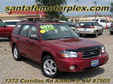 2004 Subaru Forester 2.5 XS AWD Red