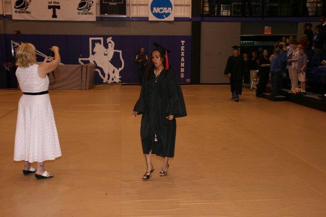 Erath County Excel's Graduation 2008