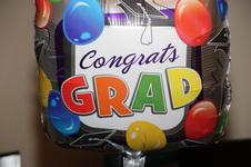 Graduation Party 2015