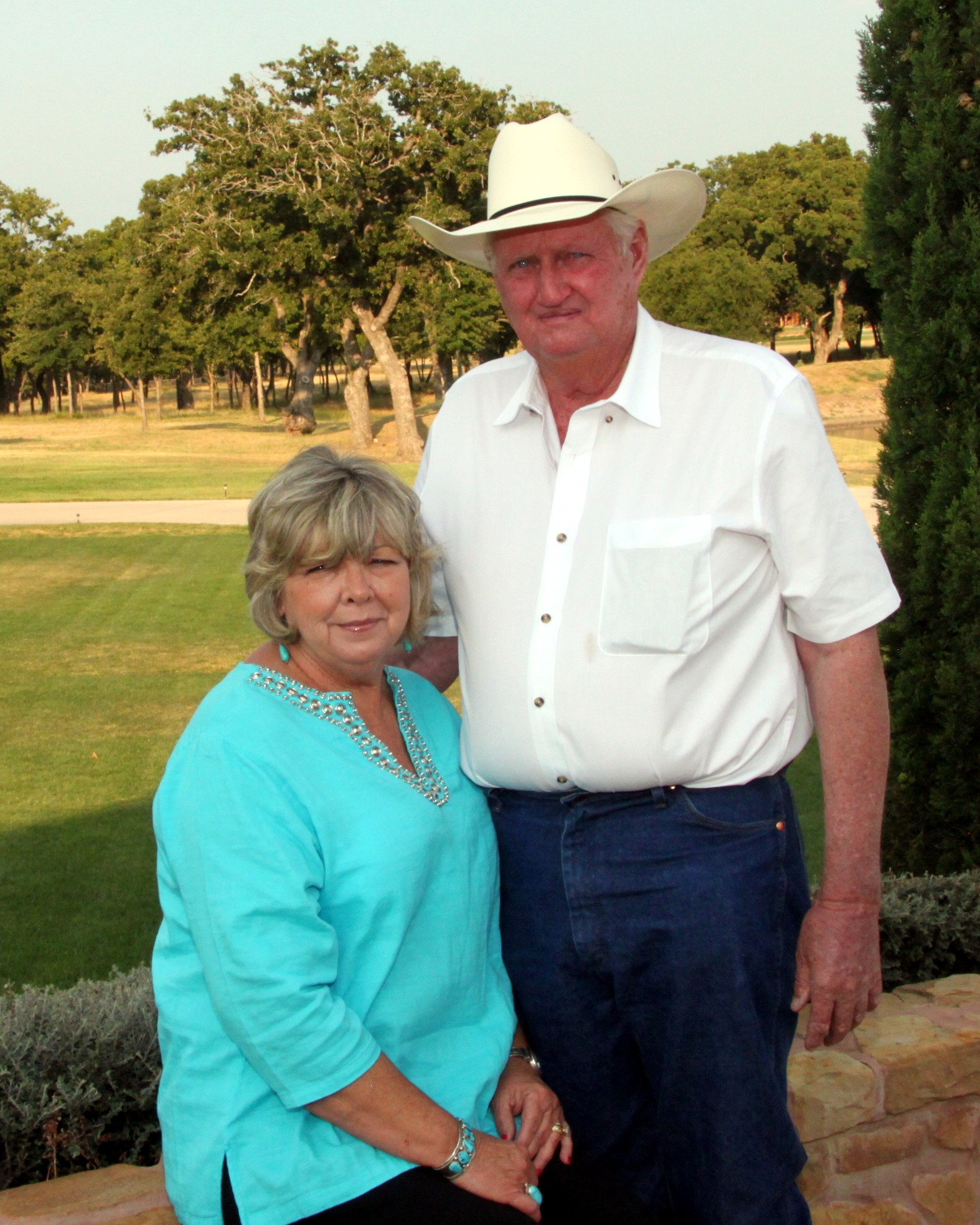 Jo and Jerry Parham 50th