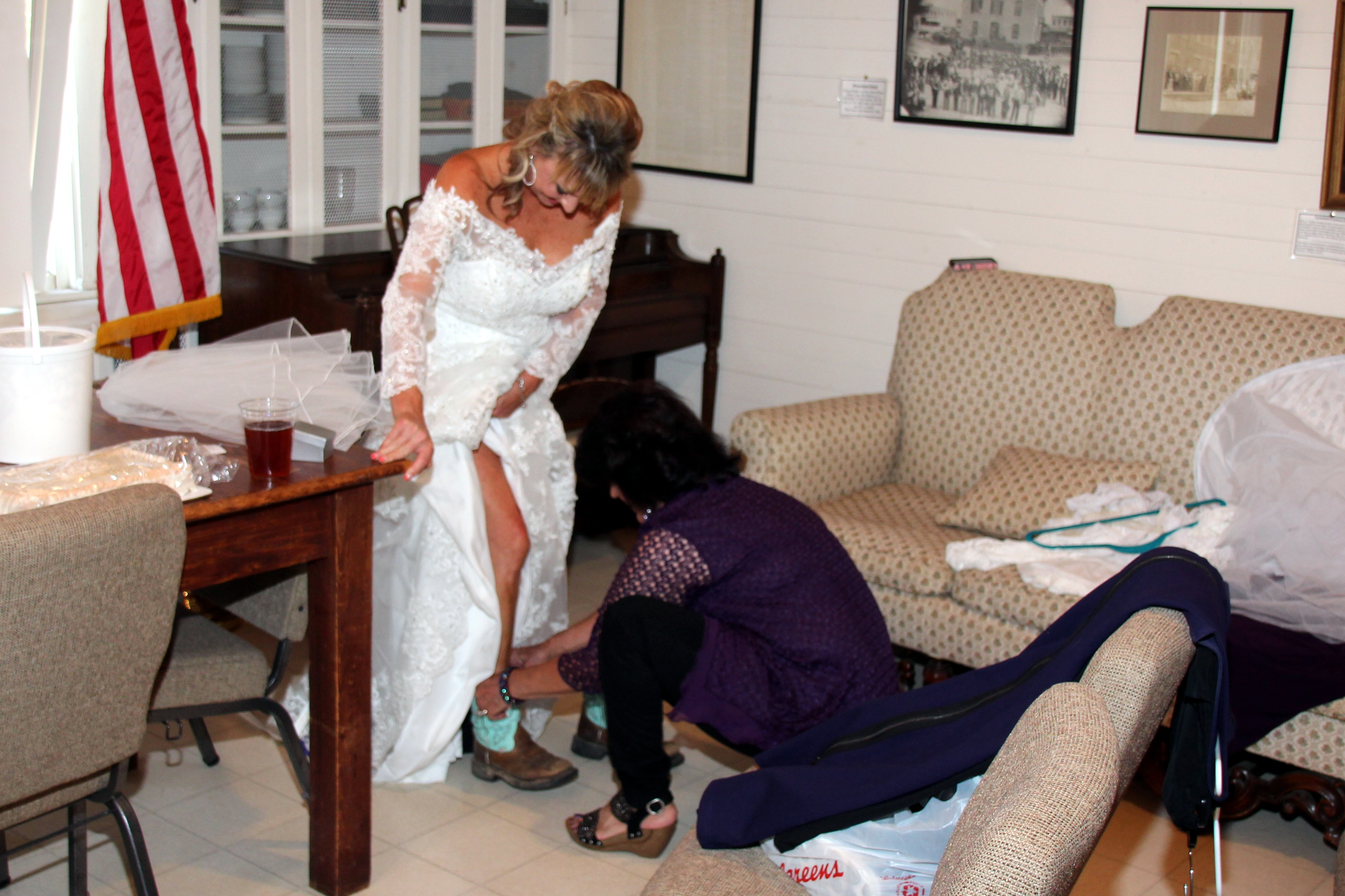 Lanette's Wedding by Larry