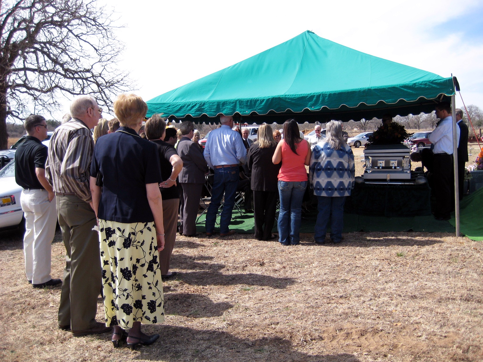 Norman Whitfield's Funeral