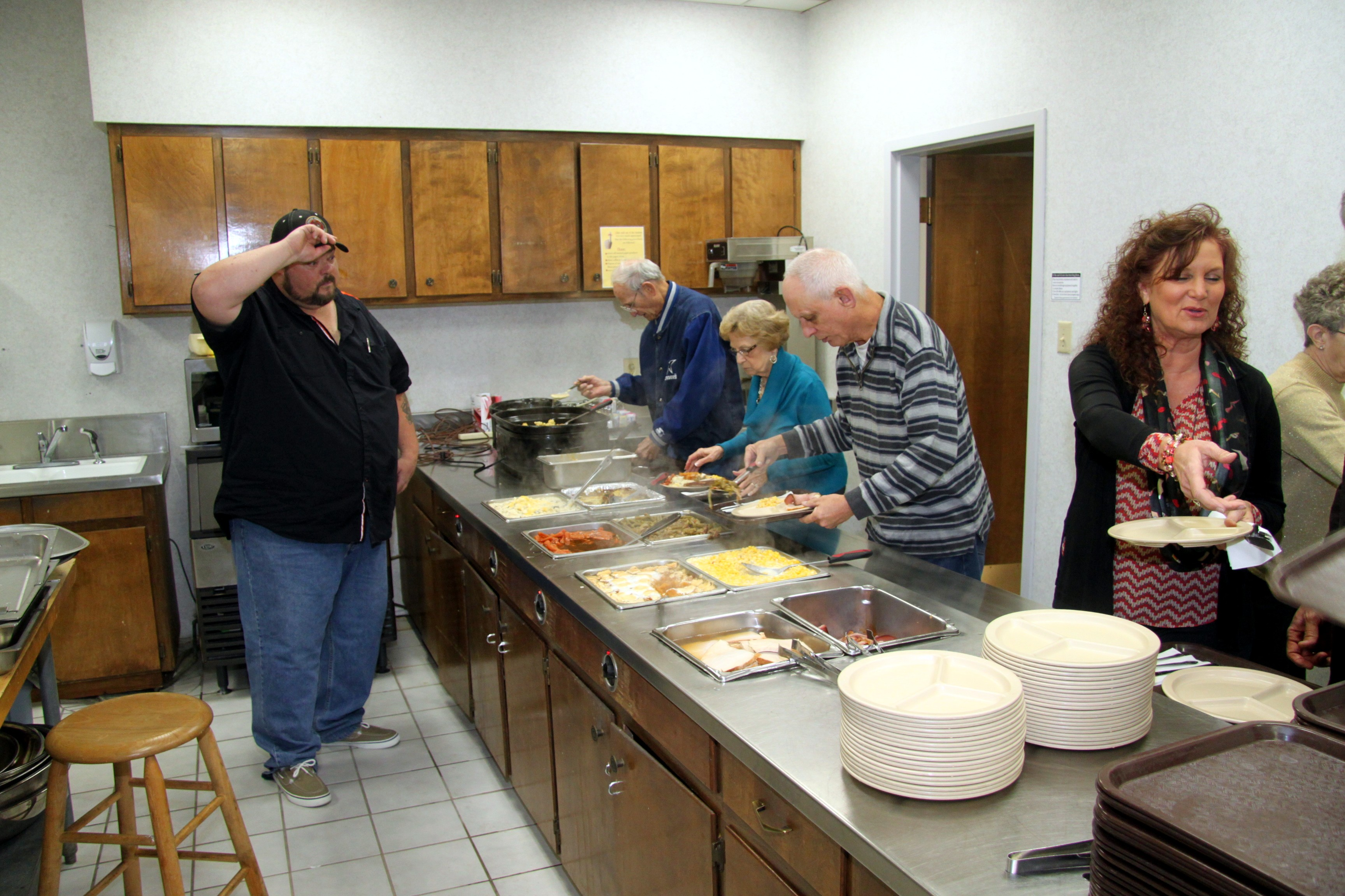 Pat Hale's Thanksgiving
