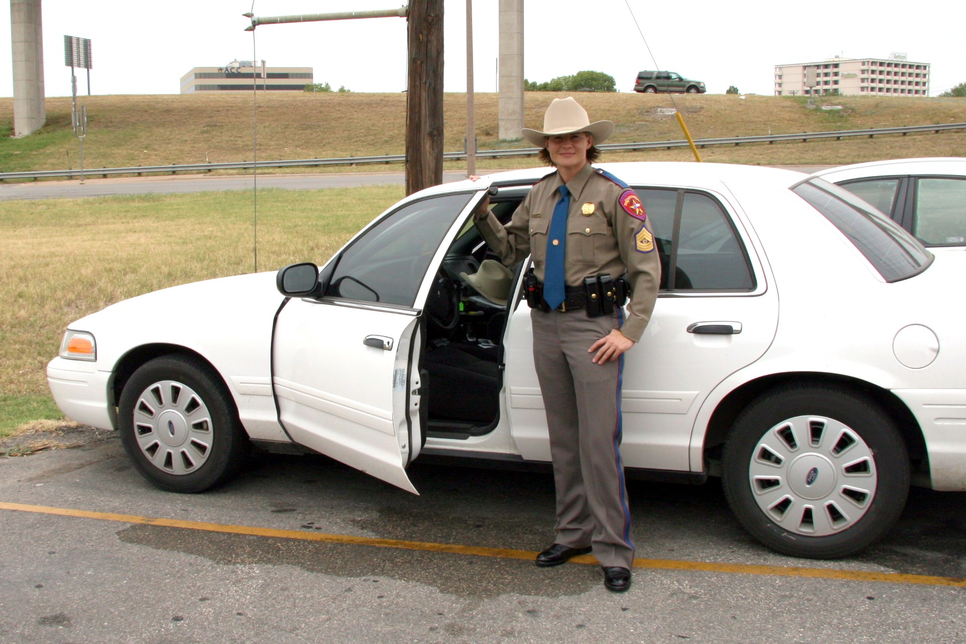 Texas Highway Patrol Promotion Ceremony