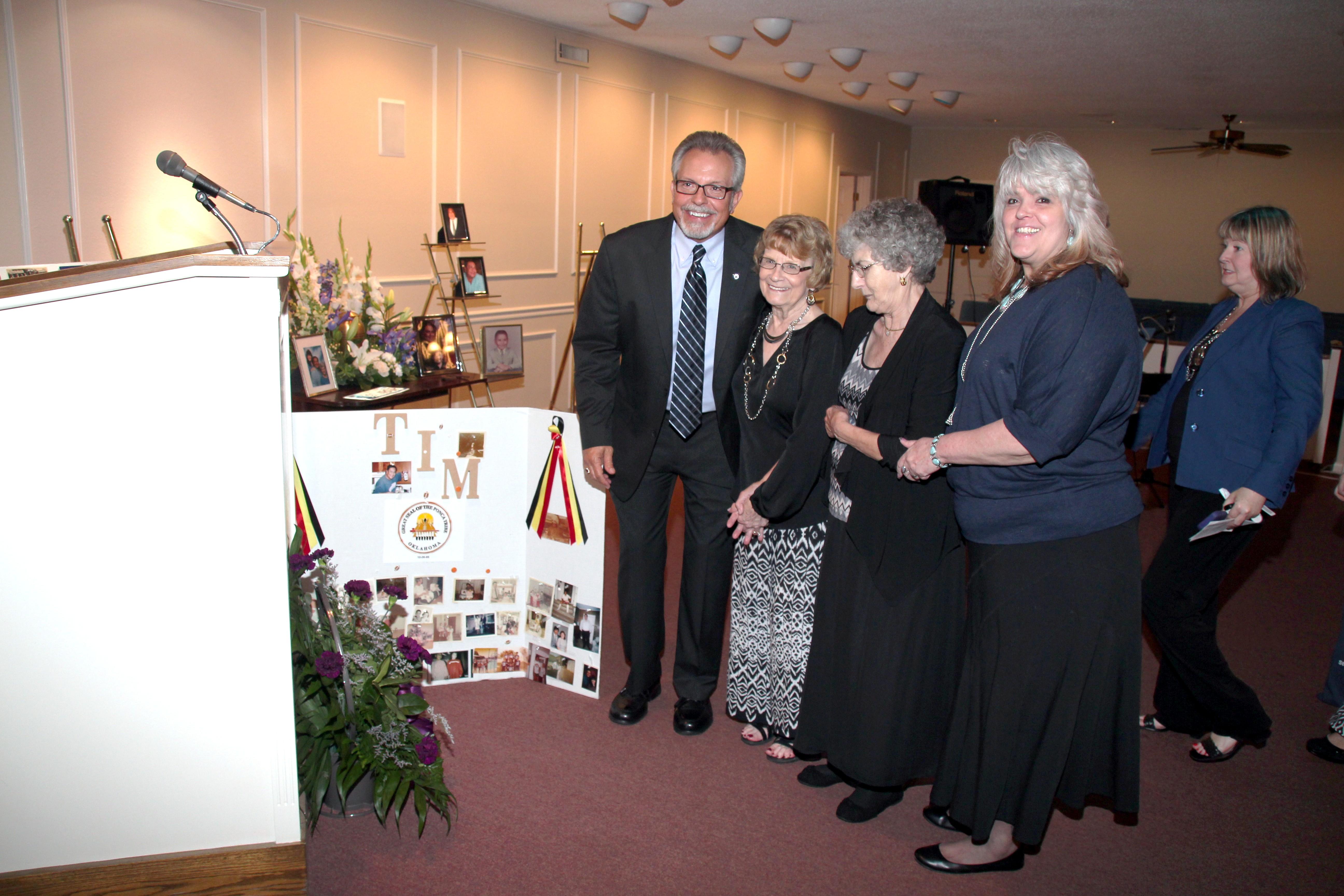 Tim's Memorial Service 5-23-2015