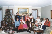 Christmas Tea at Helen's 2001