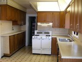 Kitchen Renovation January 2007