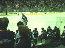 Nashville Predators vs. St. Louis Blues