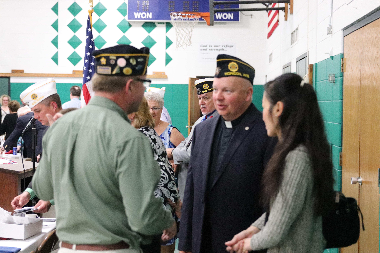 Commander Seehafer's Testimonial