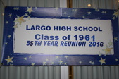 55th Largo High School 1961 Clss Reunion