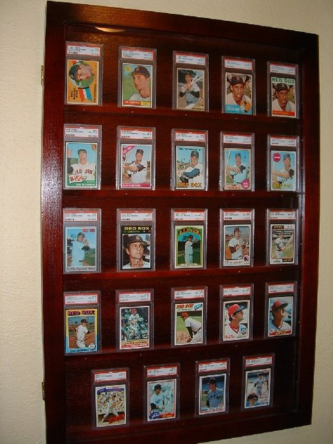 Question How To Store And Display Graded Cards
