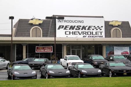 11 penske chevrolet of cerritos penske chevrolet of cerritos 18605. Cars Review. Best American Auto & Cars Review