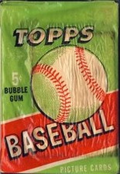 1955 Topps Nickel Pack