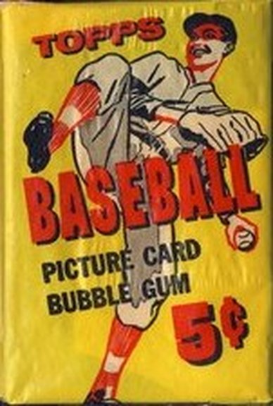 1956 Topps Nickel Pack