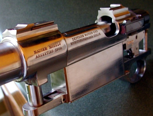 Difference Between Large Ring And Small Ring Mauser