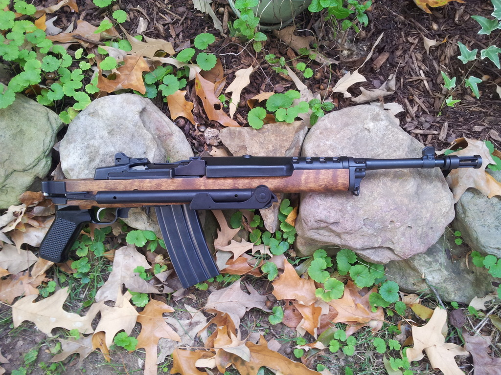581 Tactical in an old factory folder  - Shooting Sports Forum