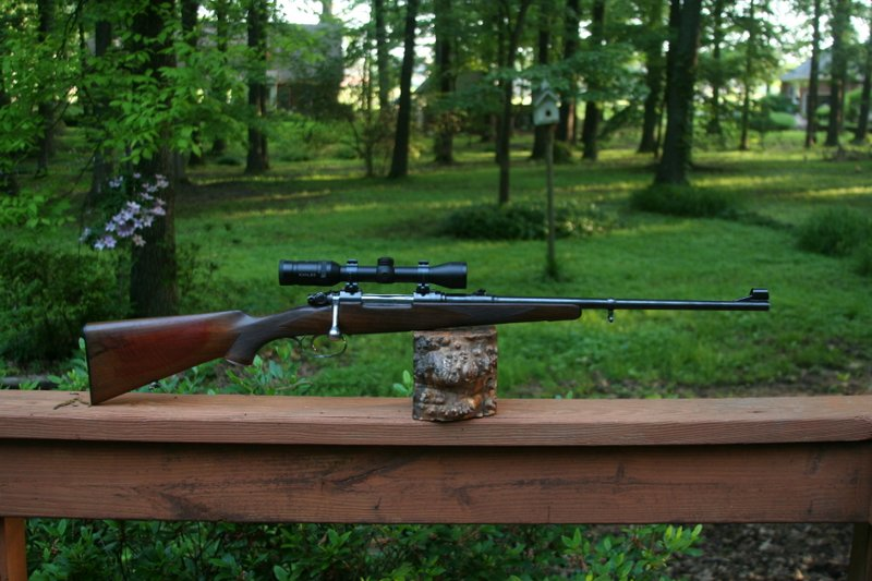 Tell me about your 7X57 mauser  - 24hourcampfire