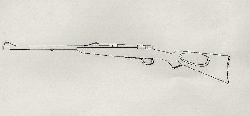 Work in progress  Shane Thompson Mini Mauser project taking