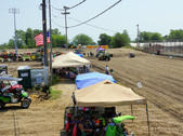 2018 Kankakee Co Fair Barnyard Pull