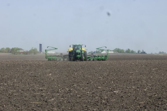 Viewing A Thread Jd 1790 Planter
