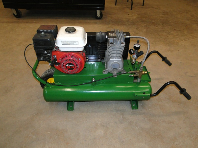 John Deere Air Compressor >> Viewing A Thread Portable Air Compressors So Many To Choose From