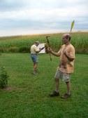 Osage contest at Buck Run