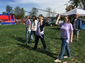 The Plains Mound Festival Atlatl event.