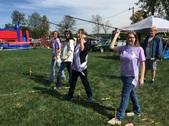 The Plains Mound Festival Atlatl event.
